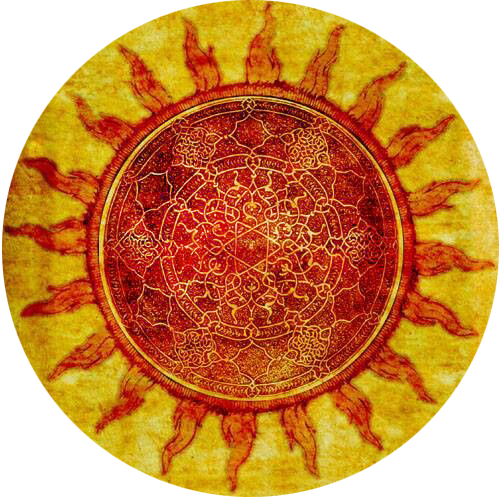 Spiritually Speaking Sun Mandala Chakra the Light