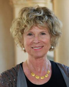 Michele Hebert smiling